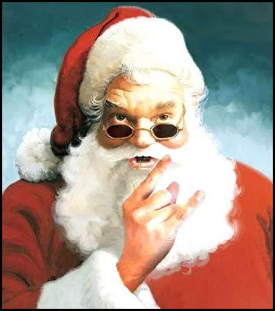 Un petit calendrier de l'Avent, ça vous dit ?!  - Page 4 Natal-santa-papai-noel-rock